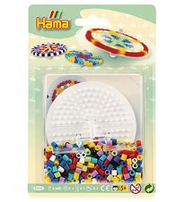 Hama Midi Bead Set - Spinning Top - Multicoloured