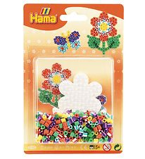 Hama Midi Bead Set - Small Flower - Multicoloured