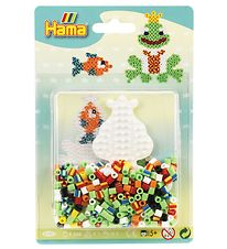 Hama Midi Bead Set - Small Frog - Multicoloured
