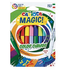 Carioca Magic Markers - 10 pcs - Colour Change