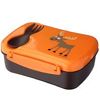 Carl Oscar Lunchbox w. Cooling Element - Orange Moose