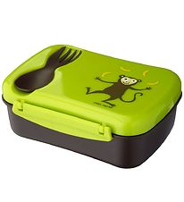 Carl Oscar Lunchbox w. Cooling Element - Lime Monkey