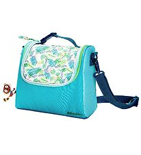 Lilliputiens Cooler Bag - George - Blue w. Jungle