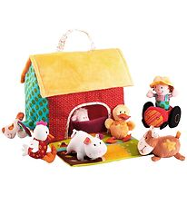 Lilliputiens Plush Bag - The Farm