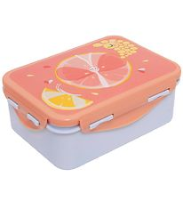 Petit Monkey Lunchbox - Insect - Peach