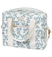 Cam Cam Changing Bag - Long Zipper - Fiori