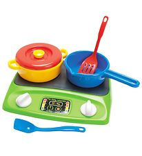 Dantoy Hotplate Playset - My Little Kitchen - 6 pcs