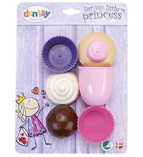 Dantoy Dessert Set - 6 pcs