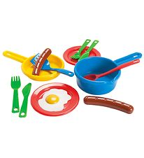 Dantoy Sausage Set - My Little Kitchen - 13 pcs