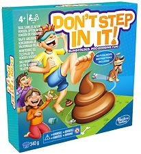 Hasbro Game - Don't Step In It