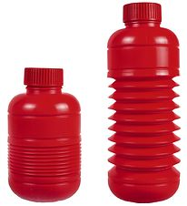Squeasy Water Bottle - 300-700 ml - Red