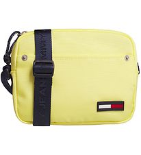 Tommy Hilfiger Shoulder Bag - Campus - Neon Yellow