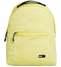 Tommy Hilfiger Backpack - Campus - Neon Yellow