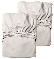 Leander Bed Sheet - 60x115 - 2-pack - Cappuccino