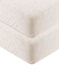 Leander Bed Sheet - 60x140 - 2-pack - Cappucino