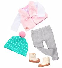 Our Generation Doll Clothes - Comfy Day