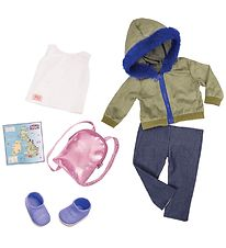 Our Generation Doll Clothes - Deluxe Ready for the Trip