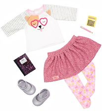 Our Generation Doll Clothes - School Ready