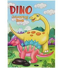 Colouring Book - Dino Colouring Book - 16 Pages