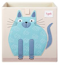 3 Sprouts Storage Box - 33x33x33 - Cat