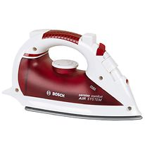 Bosch Mini Steam Iron - Toys - Red/White