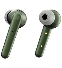 Urbanista Headphones - Paris - True Wireless - Olive Green