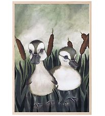 Thats Mine Poster - 21x30 - Duck Friends