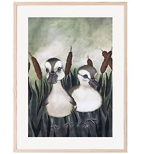 Thats Mine Poster - 30x40 - Duck Friends