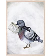 Thats Mine Poster - 21x30 cm - Love Dove Letter