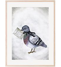 Thats Mine Poster - 30x40 cm - Love Dove Letter