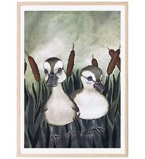 Thats Mine Poster - 50x70 cm - Duck Friends