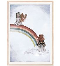 Thats Mine Poster - 50x70 cm - Working Fairies
