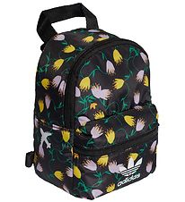 adidas Originals Preschool Backpack - Black w. Flowers