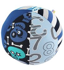 Joha Fabric Ball - Assorted - Cotton - Blue/Grey