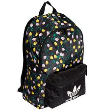 adidas Originals Backpack - Flower - Black