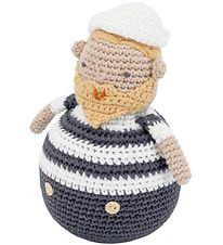 Sebra Tumbler - Crochet - Sailor