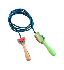 Lilliputiens Skipping Rope - Anatole - Blue/Green