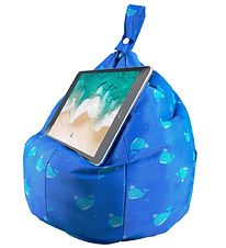 Planet Buddies Tablet Cushion Stand - Whale - Blue