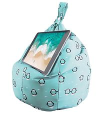 Planet Buddies Tablet Cushion Stand - Penguin - Blue