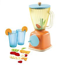 Djeco Bender for Smoothies - Orange/Blue