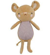 Sebra Soft Toy - The Mouse Buttercup - Golden Hour Yellow