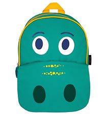 SunnyLife Backpack - Small - Green w. Dinosaur