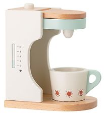 Bloomingville Coffeemaker - Multicoloured/Beech