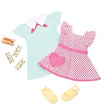 Our Generation Doll Clothes - Hotdog