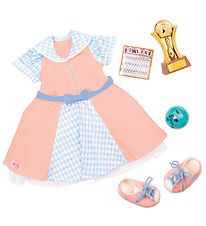 Our Generation Doll Clothes - Deluxe Bowling Belle