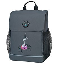 Carl Oscar Backpack - 8 l - Grey Spider