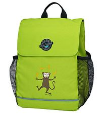 Carl Oscar Backpack - 8 l - Lime Monkey