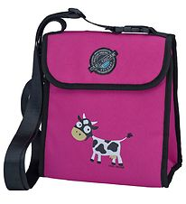 Carl Oscar Cooler Bag - 5 l - Purple Cow