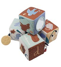 Zebra Stacking Boxes - Soft - 4 pcs - Daydream