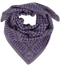 Lala Berlin Scarf - 70x35 - Triangle Trinity Colored XS - Purple